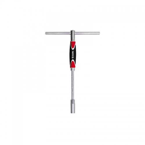 Торцевой ключ типа Т с вращающейся ручкой 14 мм