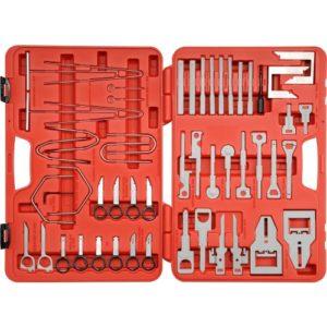 Набор для демонтажа а/м радиоприёмников 52 предмета