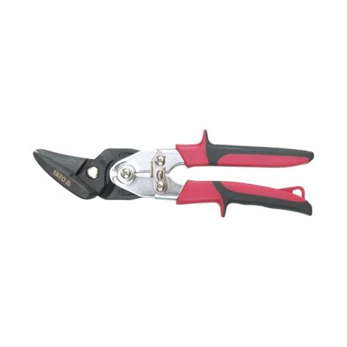 Ножницы по металлу ПРОФИ (левые) 235 мм CrMо