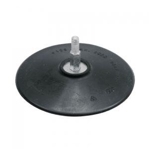 Шлифовальный диск липучка, 6-гр. хвостовик