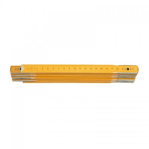 Метр складной деревянный 2 м
