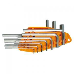 Набор торцевых ключей 8 предметов 1.5-8.0мм (пластиковая кассета)