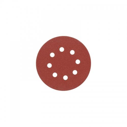 Круг шлифовальный перфорированный для липучки Р100 5 шт.