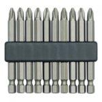 Набор бит PH3 6,3x50 мм 10 штук