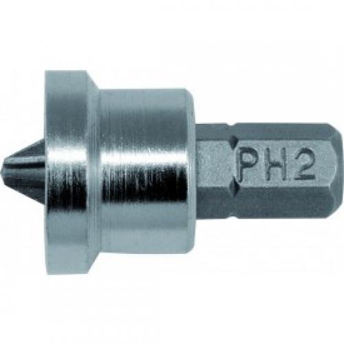 "Биты для гипсокартона 1/4""х25 мм РН2 20 шт."