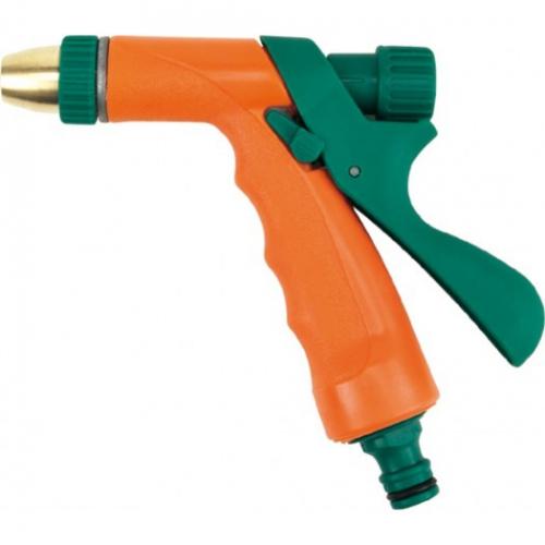 Пистолет-ороситель 3-режимный металлический наконечник