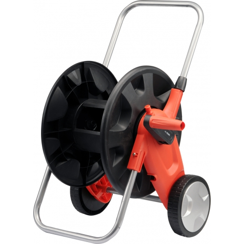 "Катушка для шланга на колесах 1/2"" 50м"